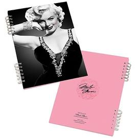 Marilyn Monroe - Lenticular Notebook