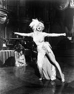 Marilyn Monroe - Marilyn Monroe Dancing in White Gown Classic Portrait