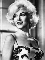 Marilyn Monroe - Marilyn Monroe Floral Dress