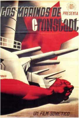 Marinos de Cronstadt, Los - 27 x 40 Movie Poster - Spanish Style A