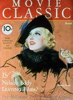 Marion Davies - 11 x 17 Movie Classic Magazine Cover 1930's