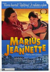 Marius and Jeannette - 27 x 40 Movie Poster - Style A