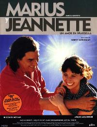Marius and Jeannette - 43 x 62 Movie Poster - Spanish Style A