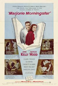 Marjorie Morningstar - 27 x 40 Movie Poster - Style A