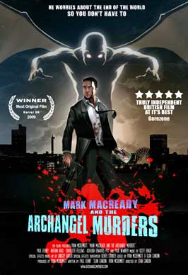 Mark Macready and the Archangel Murders - 27 x 40 Movie Poster - Style A