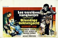 Mark of the Devil - 27 x 40 Movie Poster - Belgian Style A