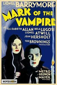Mark of the Vampire - 43 x 62 Movie Poster - Bus Shelter Style A