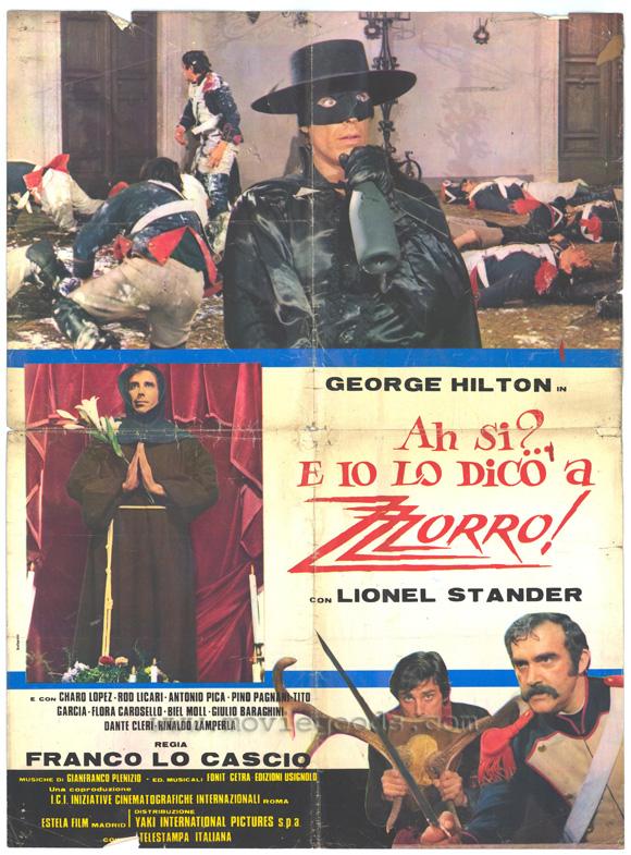 «Зорро» / 1975