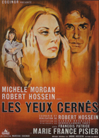 Marked Eyes - 11 x 17 Movie Poster - French Style A