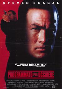 Marked for Death - 27 x 40 Movie Poster - Italian Style A