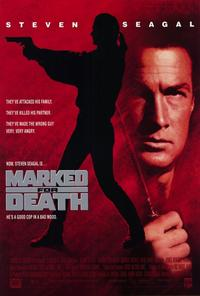 Marked for Death - 27 x 40 Movie Poster - Style A