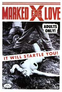 Marked for Love - 27 x 40 Movie Poster - Style A