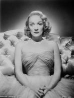 Marlene Dietrich - Janet Gaynor Holding A Vintage Radio Microphone Portrait