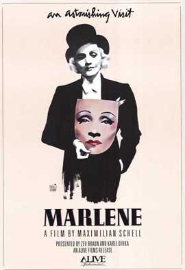 Marlene - 27 x 40 Movie Poster - Style B