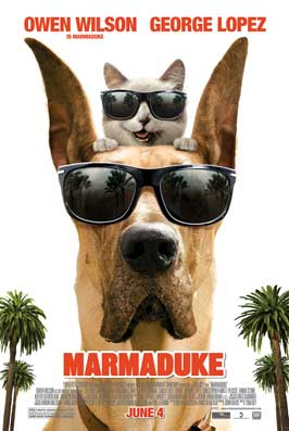 Marmaduke - 27 x 40 Movie Poster - Style B