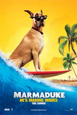 Marmaduke - 27 x 40 Movie Poster - Style D