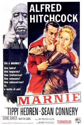 Marnie - 27 x 40 Movie Poster - Italian Style A