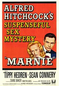 Marnie - 43 x 62 Movie Poster - Bus Shelter Style A