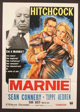 Marnie - 11 x 17 Movie Poster - Italian Style A