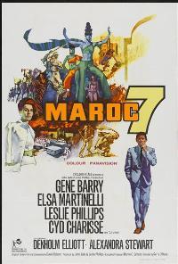 Maroc 7 - 11 x 17 Movie Poster - Style B