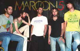 Maroon 5 - 11 x 17 Music Poster - Style A