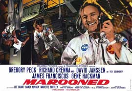 Marooned - 11 x 14 Movie Poster - Style H