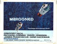 Marooned - 22 x 28 Movie Poster - Half Sheet Style A