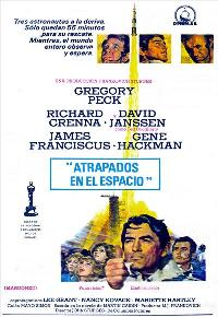 Marooned - 11 x 17 Movie Poster - Spanish Style A