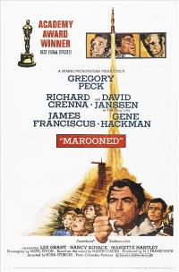Marooned - 43 x 62 Movie Poster - Bus Shelter Style A