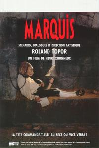 Marquis - 27 x 40 Movie Poster - Belgian Style A
