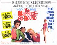 Marriage Go Round - 11 x 14 Movie Poster - Style A