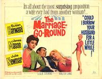 Marriage Go Round - 22 x 28 Movie Poster - Half Sheet Style A