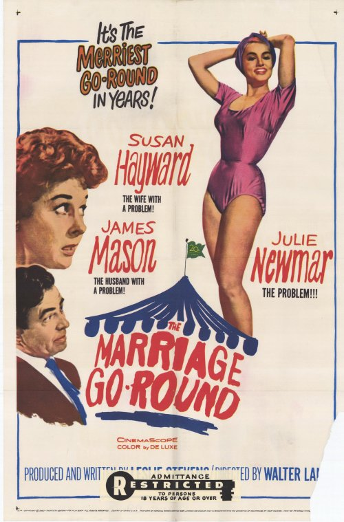 Marriage Go Round Movie Posters From Movie Poster Shop