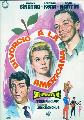 Marriage on the Rocks - 11 x 17 Movie Poster - Spanish Style A
