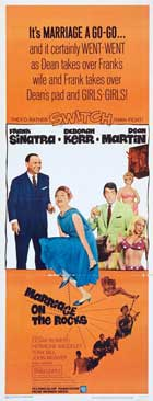 Marriage on the Rocks - 14 x 36 Movie Poster - Insert Style A