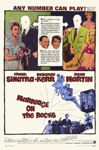 Marriage on the Rocks - 11 x 17 Movie Poster - Style A