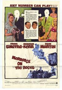 Marriage on the Rocks - 27 x 40 Movie Poster - Style A
