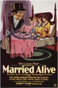 Married Alive - 27 x 40 Movie Poster - Style A