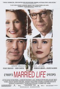 Married Life - 43 x 62 Movie Poster - Bus Shelter Style A