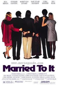 Married to It - 27 x 40 Movie Poster - Style B