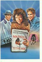 Married to the Mob - 11 x 17 Movie Poster - Style B