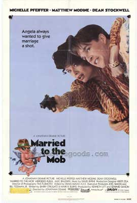 Married to the Mob - 11 x 17 Movie Poster - Style A