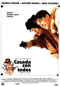 Married to the Mob - 27 x 40 Movie Poster - Spanish Style A