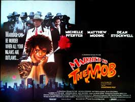Married to the Mob - 30 x 40 Movie Poster UK - Style A