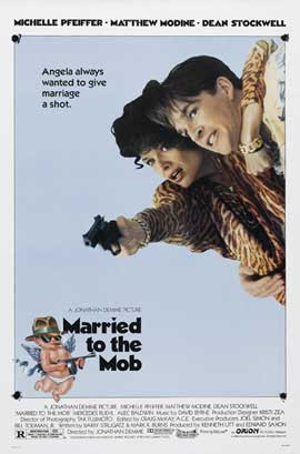Married to the Mob - 11 x 17 Movie Poster - Style D