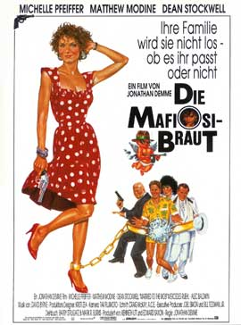 Married to the Mob - 27 x 40 Movie Poster - German Style A