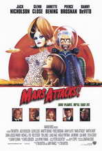 Mars Attacks! - 11 x 17 Movie Poster - Style C