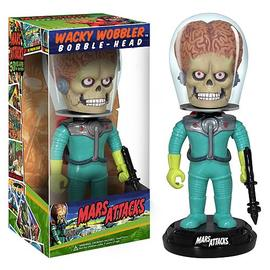 Mars Attacks! - Martian Bobble Head