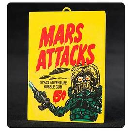 Mars Attacks! - Topps Trading Card Pack Ornament