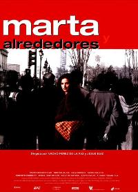Marta and Surroundings - 27 x 40 Movie Poster - Spanish Style A